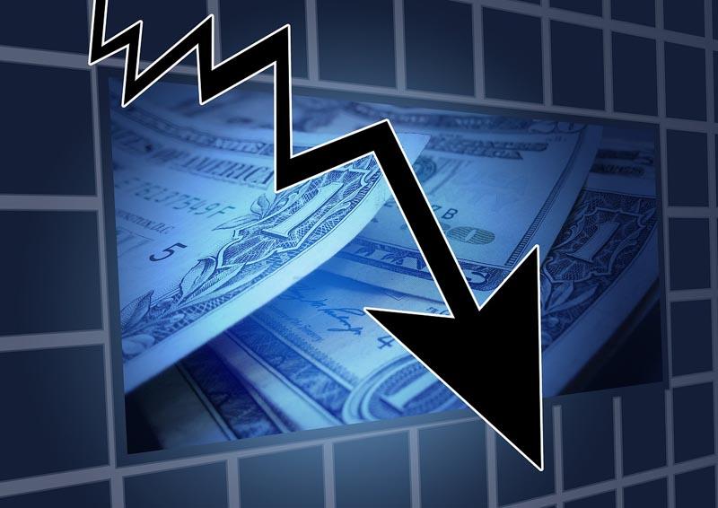 今の相場は投資すべきなのか?NYダウの下落時期と投資スコア