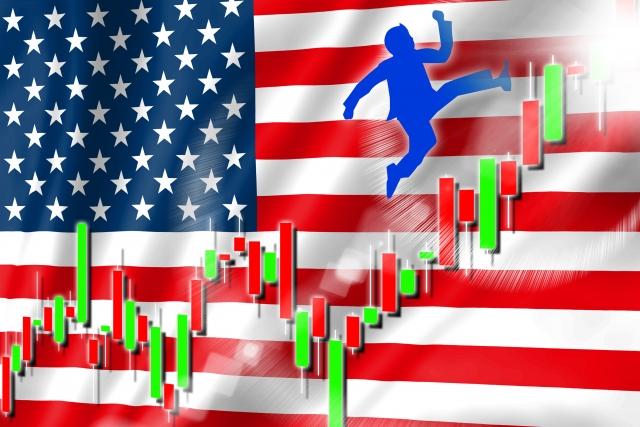 アメリカ上昇相場
