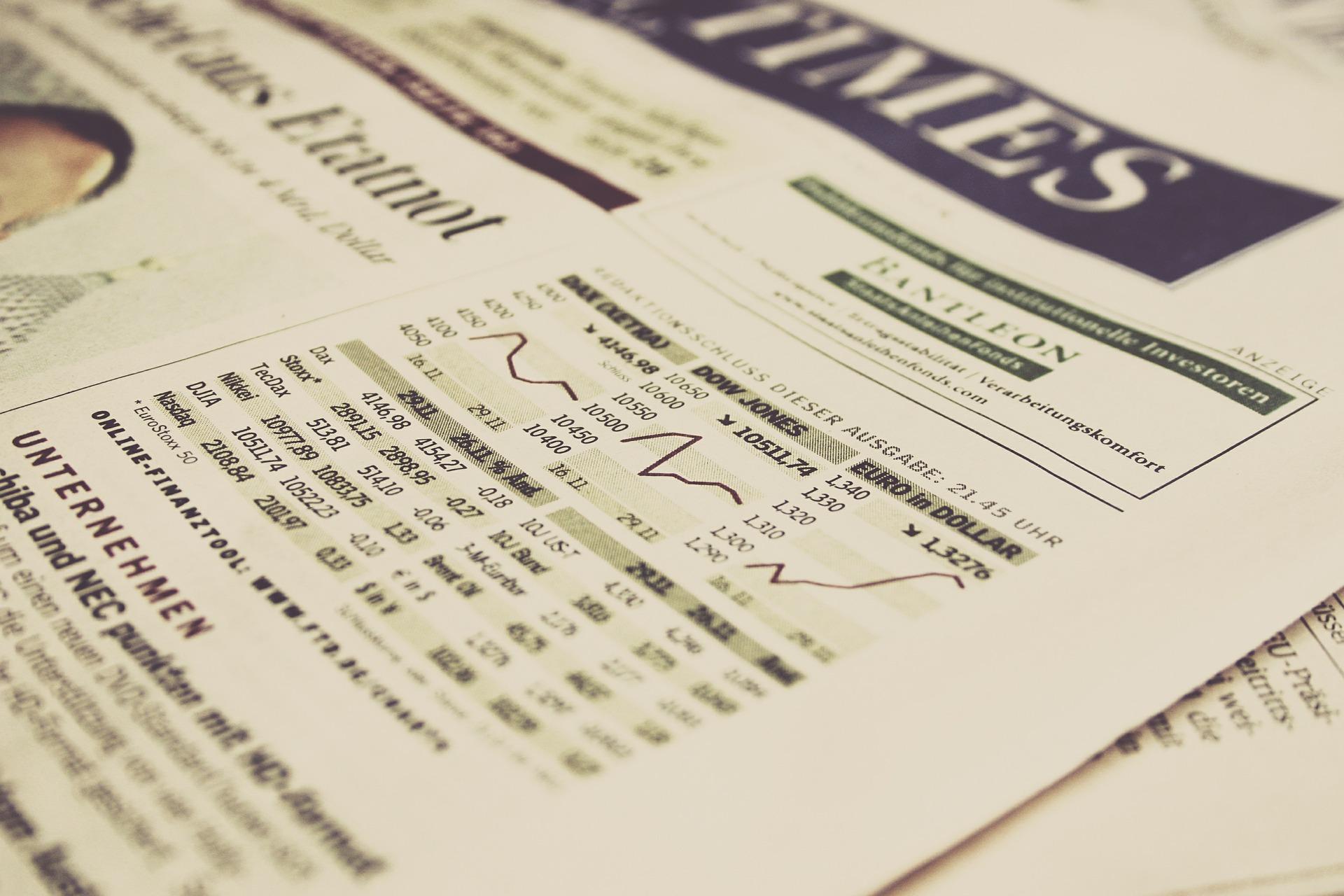 米中小企業楽観指数