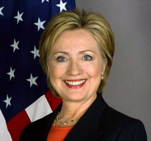 ヒラリー・クリントン氏