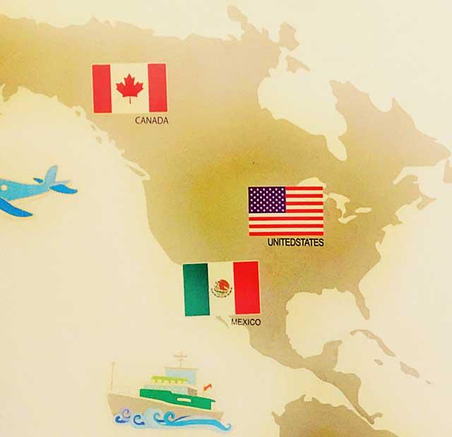 NAFTA再交渉による日本自動車メーカーへの影響
