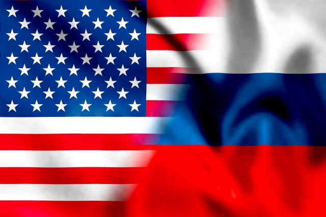 ロシアとアメリカ