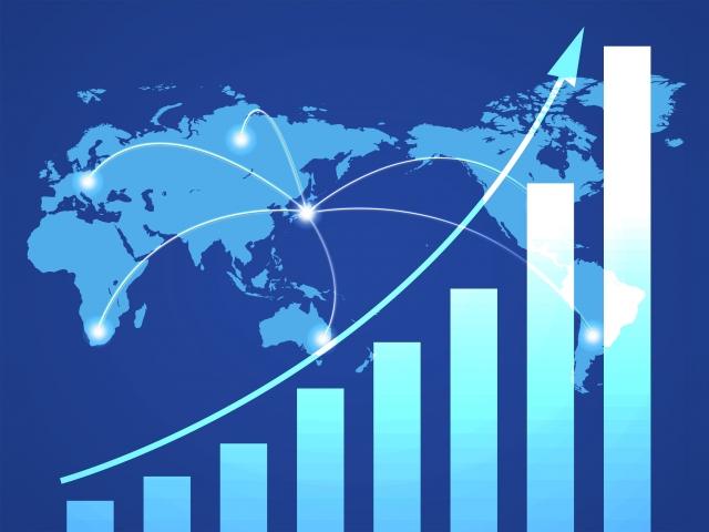 世界経済上昇