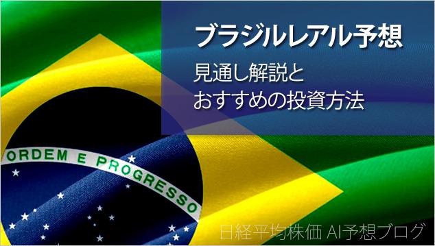 為替 ブラジル レアル